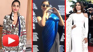 Cannes 2016 : Sonam Kapoor Creates Hattrick | Hot Or Not?
