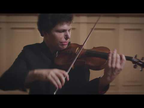 Augustin Hadelich plays Paganini Caprice No. 11
