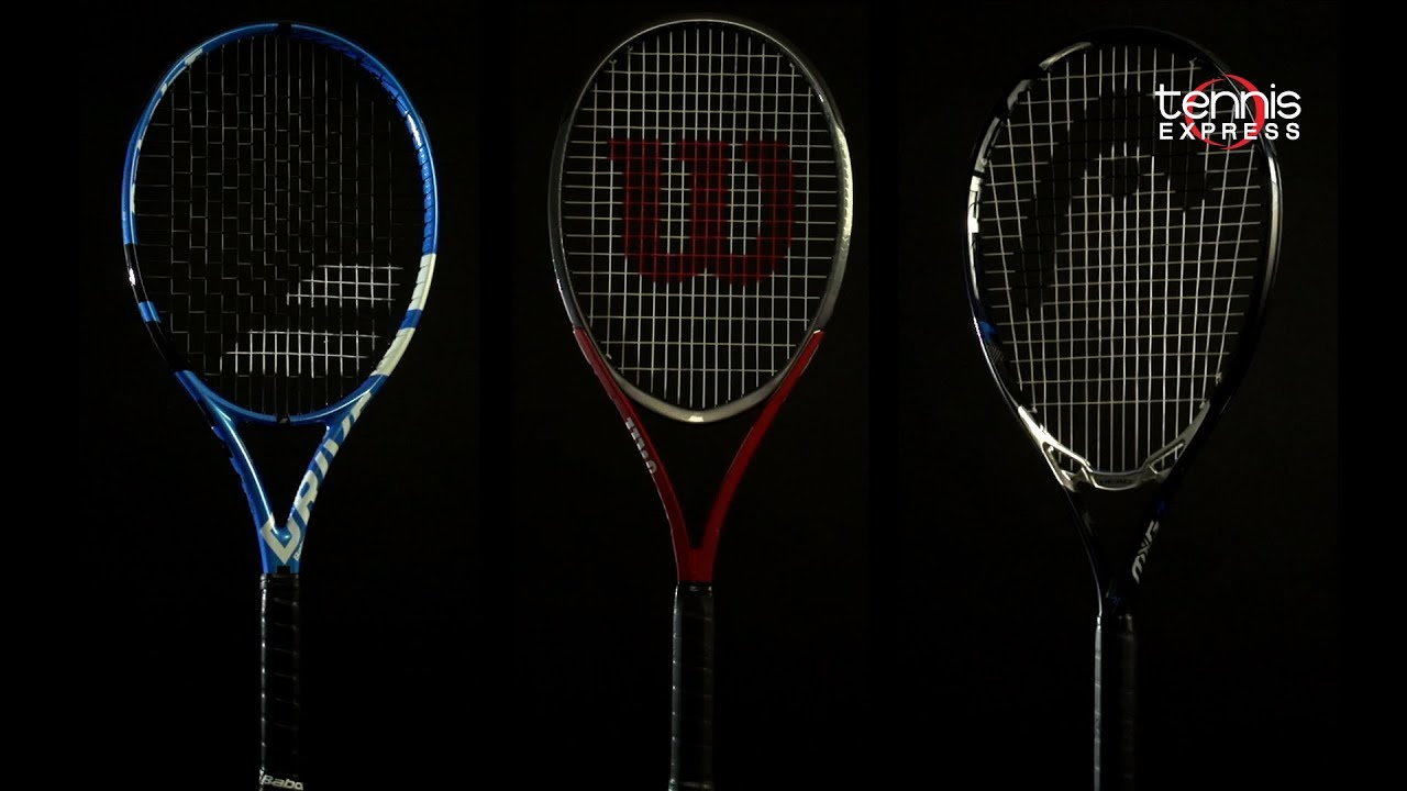 3 Of A Kind Oversize Tennis Racquet Reviews Tennis Express Youtube