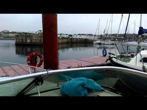 Greystones Marina, county Wicklow, Ireland