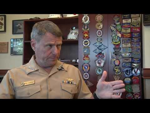 Commander of U.S. Fleet Forces Command talks security and sequestration