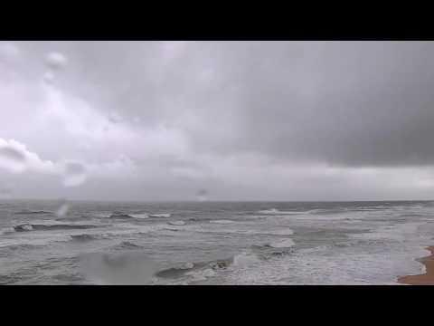 Hurricane Matthew - Flagler Beach Pier Weather Camera