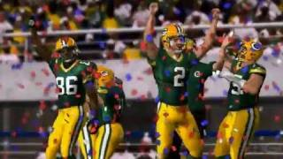 Madden NFL 11: Packers Super Bowl Champions