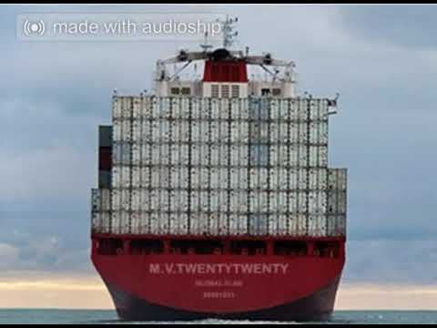 """Maritime Africa Podcast """"The Journey with Cebo"""""""
