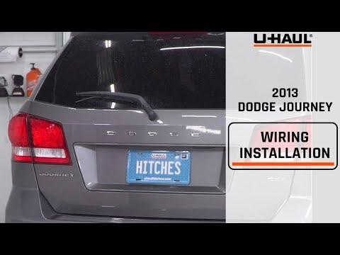 [SCHEMATICS_48IU]  2013 Dodge Journey Wiring Harness Installation - YouTube | Dodge Journey Trailer Wiring |  | YouTube