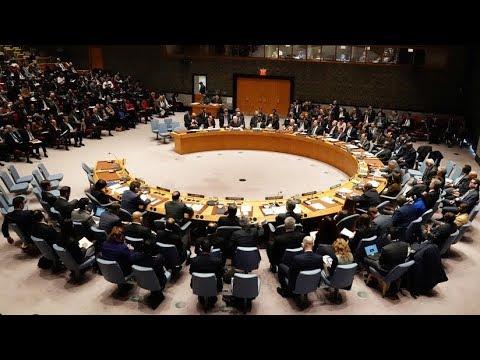 Reunión del Consejo de Seguridad de la ONU sobre Venezuela