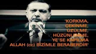 Recep Tayyip Erdoğan - O yaradanın 'Habibim' diye seslendiği Efendilerin Efendisiydi