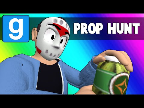 Thumbnail: Gmod Prop Hunt Funny Moments - The Ambition is Real (Garry's Mod)