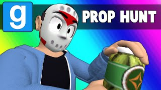 Gmod Prop Hunt Funny Moments - The Ambition is Real (Garry
