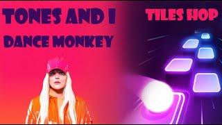 Baixar Tones and I - Dance Monkey (Tiles Hop)
