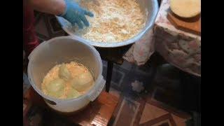 Засол капусты с пелюсткой. Как вкусно засолить капусту пелюстку.