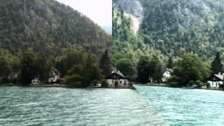 AUSTRIA- LACUL ATTERSEE
