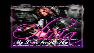Olivia Ft. Jim Jones - December (Remix) - My Love For Hip Hop Mixtape