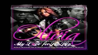 Olivia Ft. Jim Jones - December (Remix) - My Love For Hip Hop Mixtape