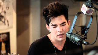 Скачать Adam Lambert Better Than I Know Myself Live On The Bert Show