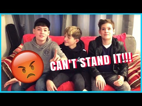 TOP 10 MOST ANNOYING WORDS IN THE WORLD!!! (SO FRUSTRATING!!!) || Max & Harvey