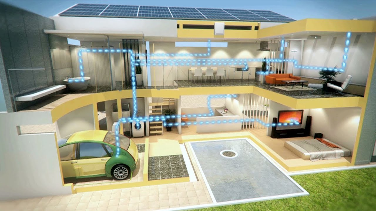 Japan: Smart Green Homes on the Horizon - YouTube