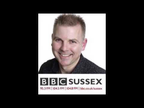 BBC Radio Sussex July 2016