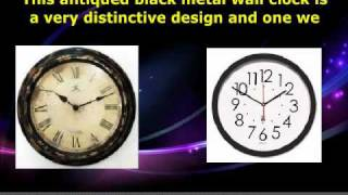Wall Clocks: Contemporary And Modern Designs