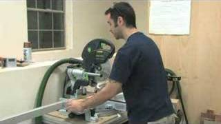 53 - Reviewing Miter Saw Safety With The Festool Kapex