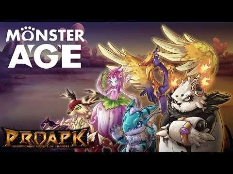 Monster Age Gameplay IOS / Android