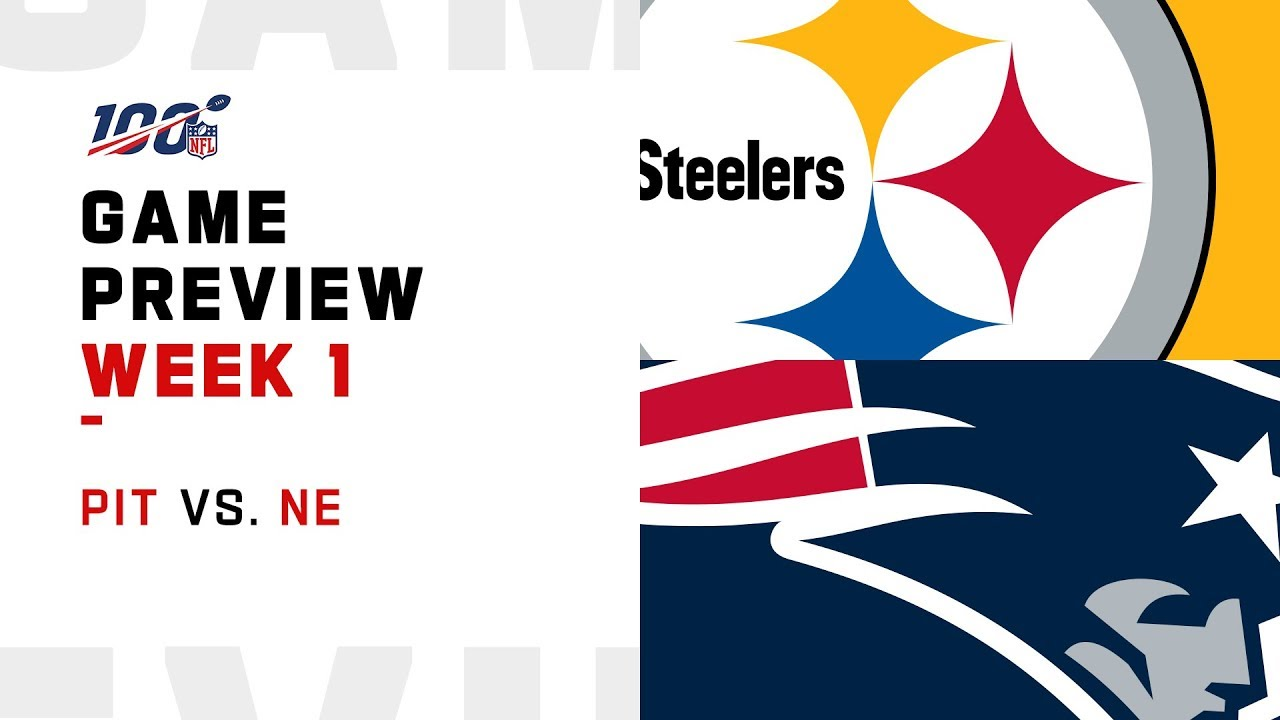Pittsburgh Steelers vs. New England Patriots | Week 1 Game Preview | Move the Sticks