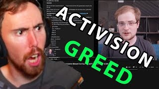 Asmongold Reacts: Activisions $3000+ Micro Transactions.