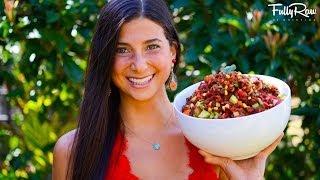 Fullyraw Vegan Chili!