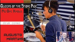 Gambar cover Drum Cover  Augusto Martins/ No One Knowns / Queens Of The Stone Age