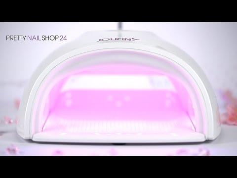 Jolifin Dual UVA/LED Lichthärtungsgerät - YouTube on