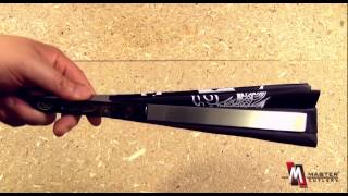 kung fu fighting fan 2510 cbk product video