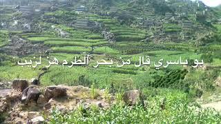علي صالح اليافعي - بو ياسري قال من بحر الطرم هز لزيب