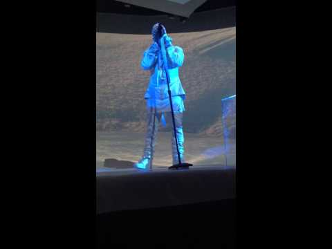 Kanye West Runaway and Outro 2422013 Hammersmith Apollo