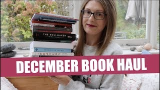 December Book Haul 2018 | GIVEAWAY