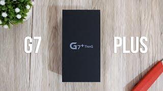 SNAPDRAGON 845! Unboxing LG G7 Plus ThinQ