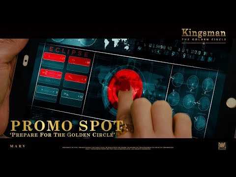 Kingsman: The Golden Circle | New Mission | Fox Star India | September 22 from YouTube · Duration:  31 seconds