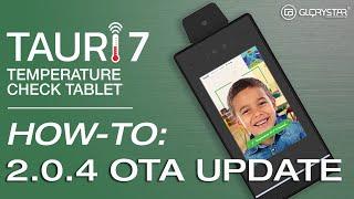 TAURI 7 Version 2.0.4 OTA Update
