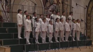 Ансамбль мальчиков Школы искусств Детского Музыкального Театра г.Реутов