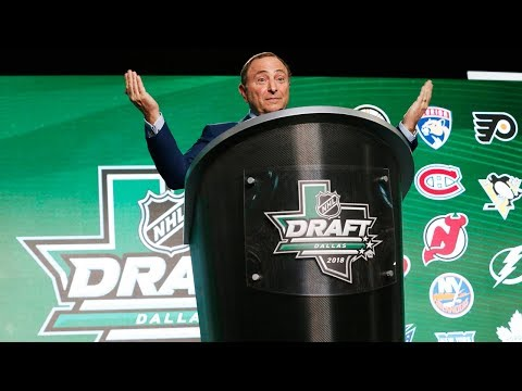 All 31 picks of round one | 2018 NHL Draft
