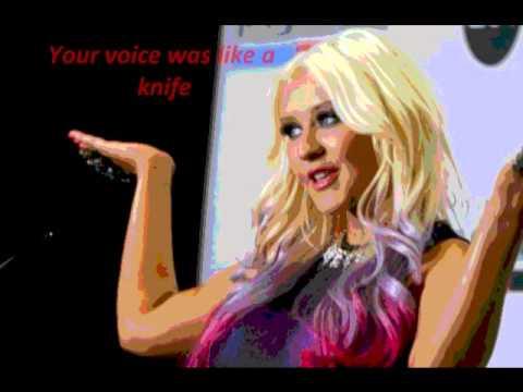 Christina Aguilera- Empty Words Lyrics