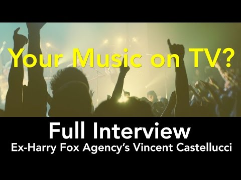 Ex-Harry Fox Agency's Vincent Castellucci on how to license your music