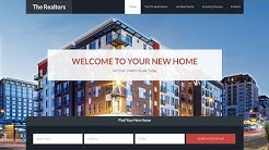 How To Create A Real Estate Website With WordPress 2018