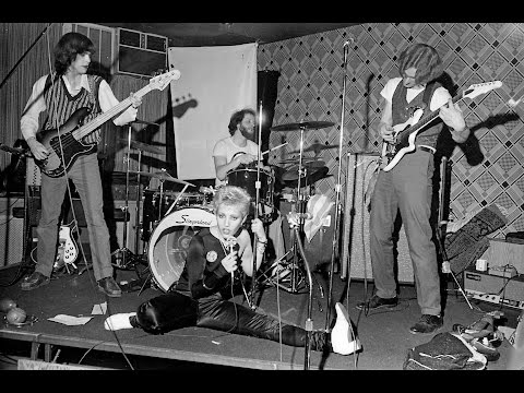 Phobia live at The Club in Cambridge, Massachussetts  - January 30, 1979