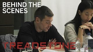 Treadstone  Behind The Scenes  From Script To Screen Table Read  on USA Network