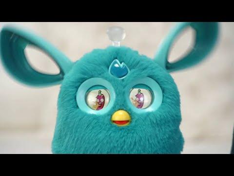 Купить интерактивную игрушку Фёрби коннект со скидкой