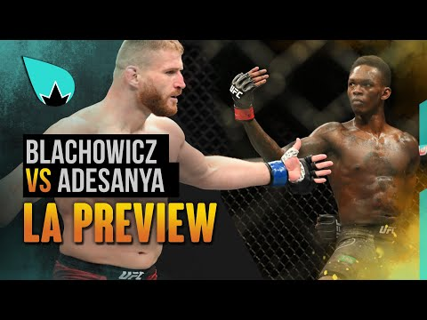 UFC 259 Jan Blachowicz vs. Israel Adesanya 🏆 : PREVIEW & ANALYSE | Podcast La Sueur