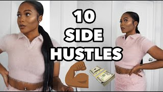 10 Online Side Hustles In 2020 | Work from Home