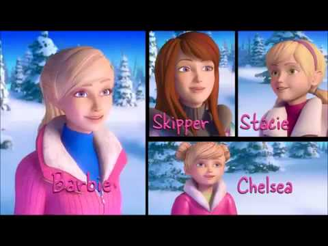 A Perfect Christmas Cast.Barbie A Perfect Christmas Trailer