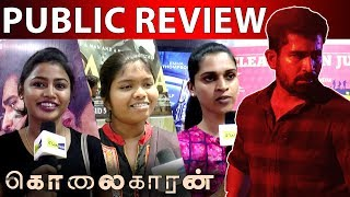 Kolaigaran Public Review | FDFS