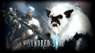 Hundred Soul - Open Beta Swords And Hammers Dungeons Gameplay Eng Ver - RPG Mobile Games 2019